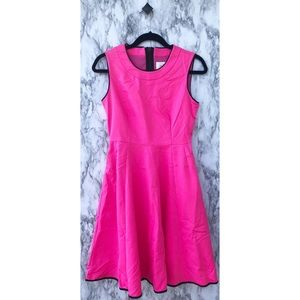 Kate Spade Carol fit and flare Pink Dress